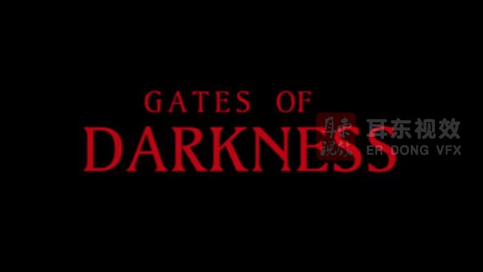 与托宾·贝尔惊悚片《黑暗之门》的预告片