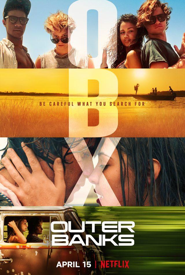 即将上映的Netflix电影《外部银行》的预告片