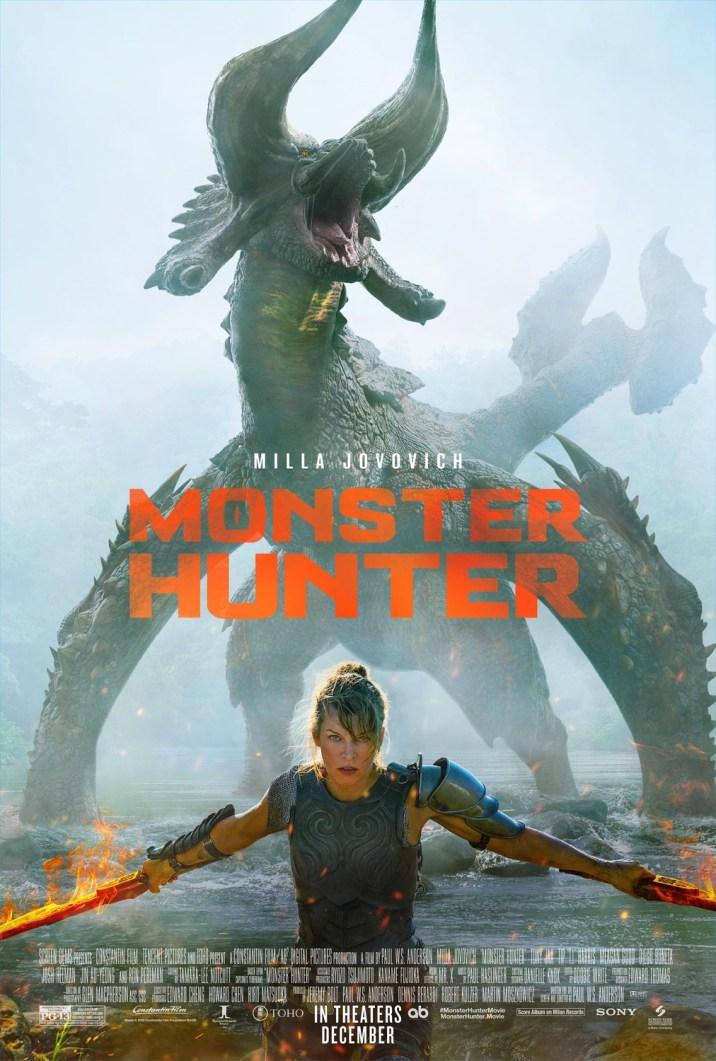 怪物猎人-预告片