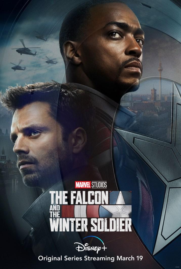 猎鹰与冬兵战士(The Falcon and the Winter Soldier)