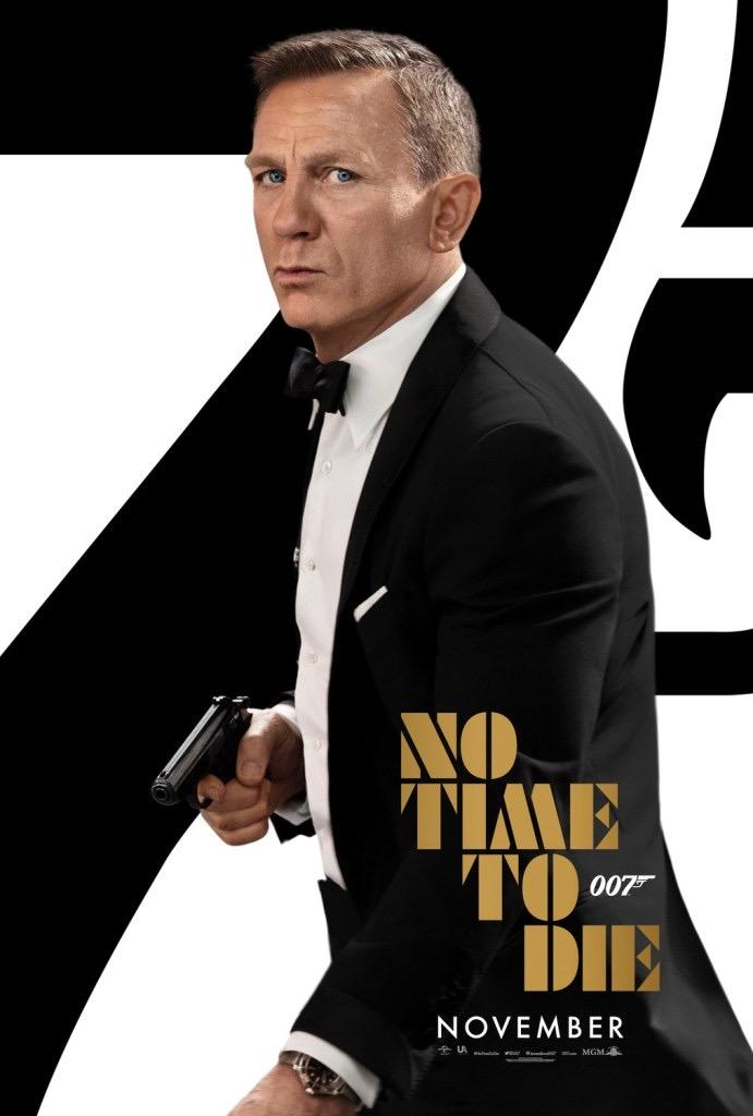007:无暇赴死 (No Time to Die)