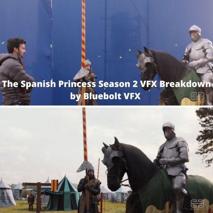Bluebolt 西班牙公主第二季-视效解析